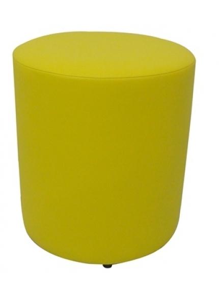Puff Individual Amarelo 0,43x0,46