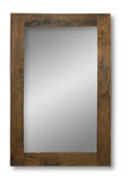 Espelho G Rústico Madeira 1,76X0,92