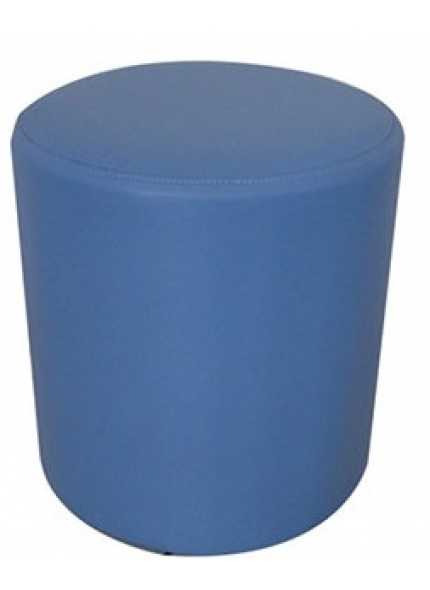 Puff Individual Azul 0,43x0,46