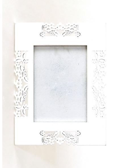 Porta Retrato Branco 0,13x0,18