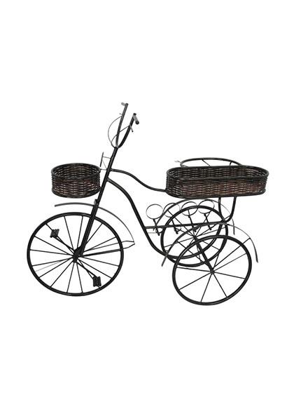 Bicicleta Decorativa Ouro Velho 1,40x1,10