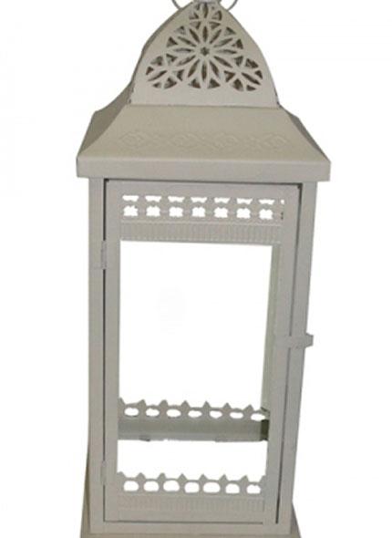 Lanterna Branca M 0,15x0,15x0,37